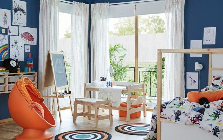 dormitorios-infantiles-diseno-opciones-muebles-madera