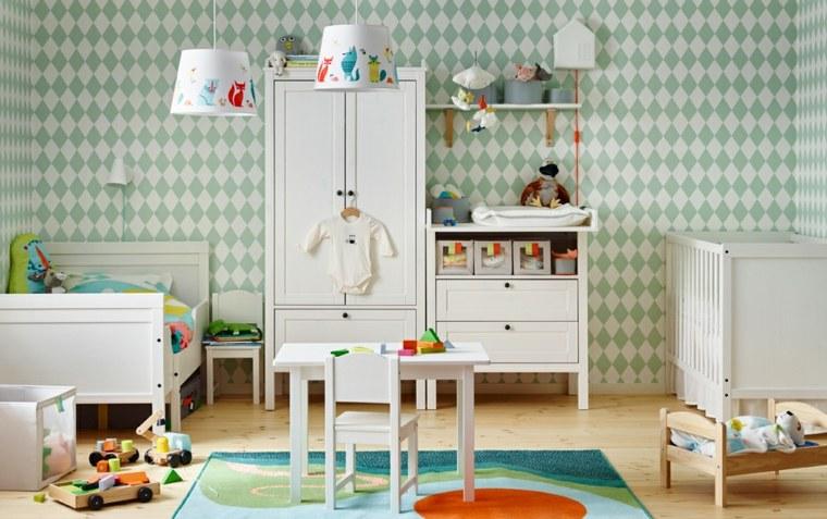 dormitorios-infantiles-diseno-opciones-muebles-papel-pared