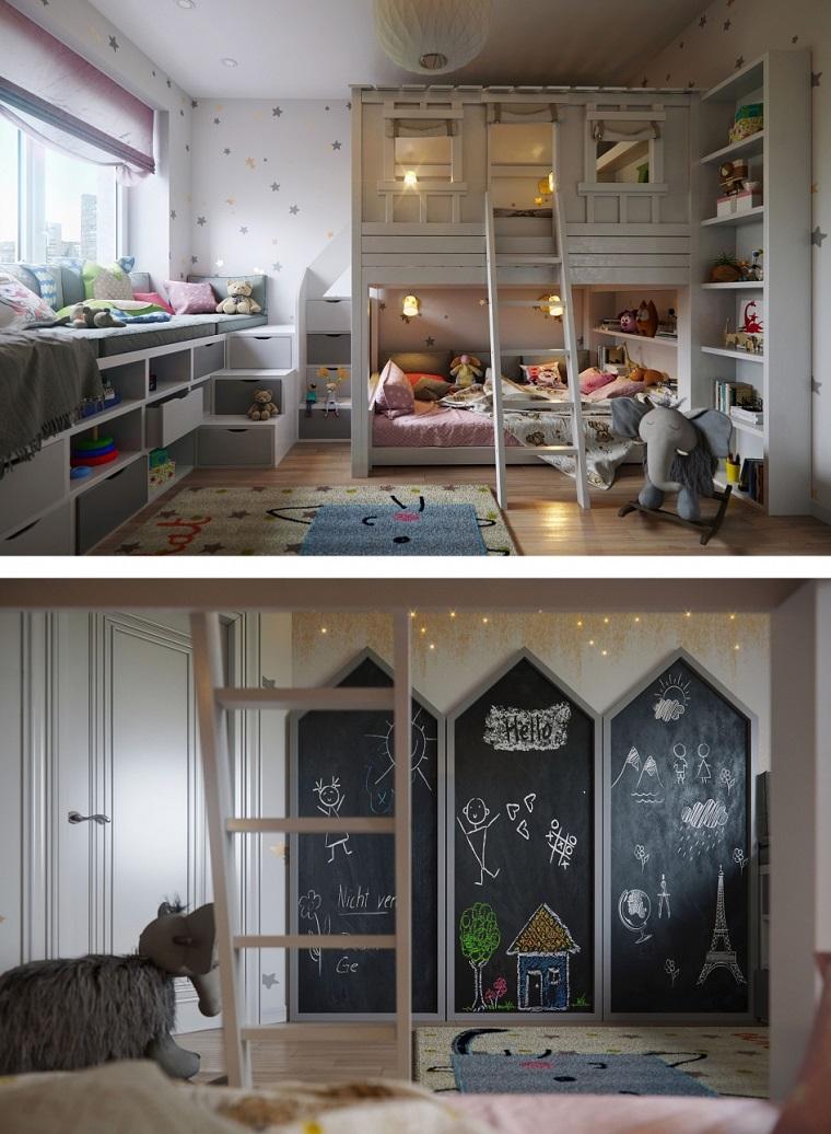 dormitorios-infantiles-diseno-opciones-originales