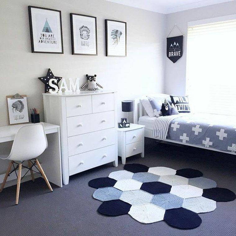cómo diseñar habitaciones para niños