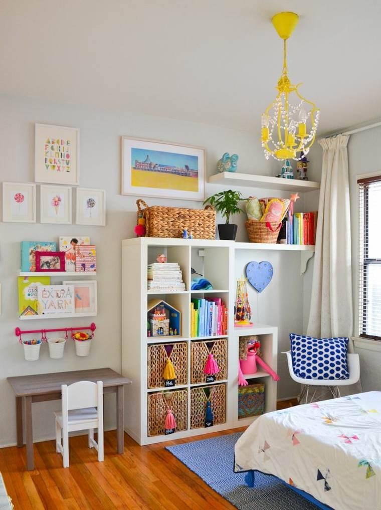 ideas para diseñar habitaciones para niños