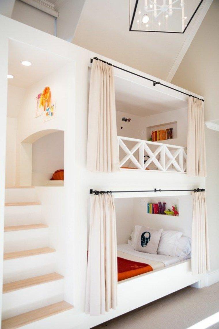 ideas para decorar habitaciones para niños