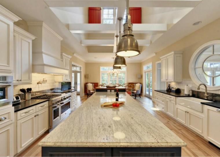 encimeras de cocina tipos de materiales y consejos On materiales para encimeras de cocina