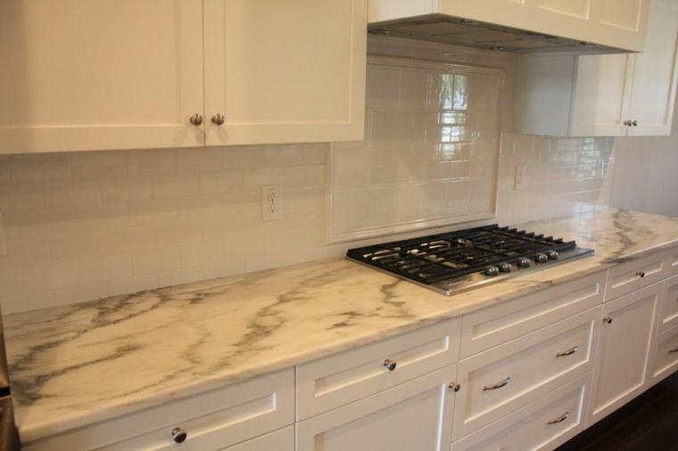 encimeras de cocina marmol