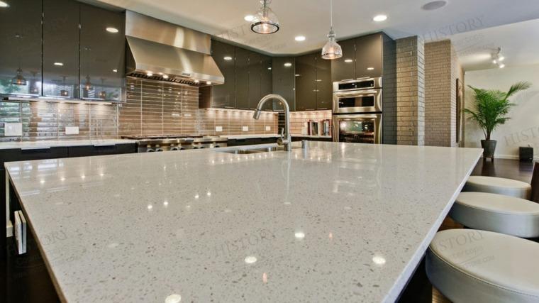 encimeras de cocina quartz