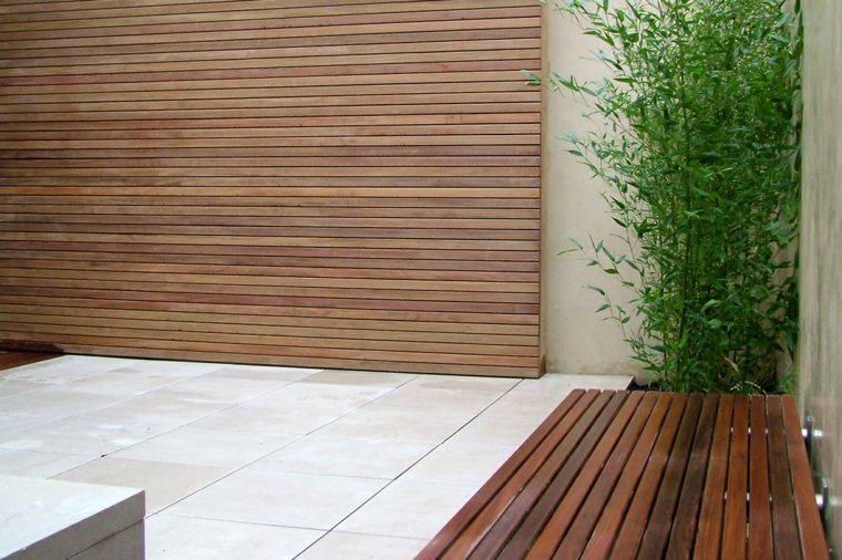 estupendas ideas para jardines pequeños minimalistas