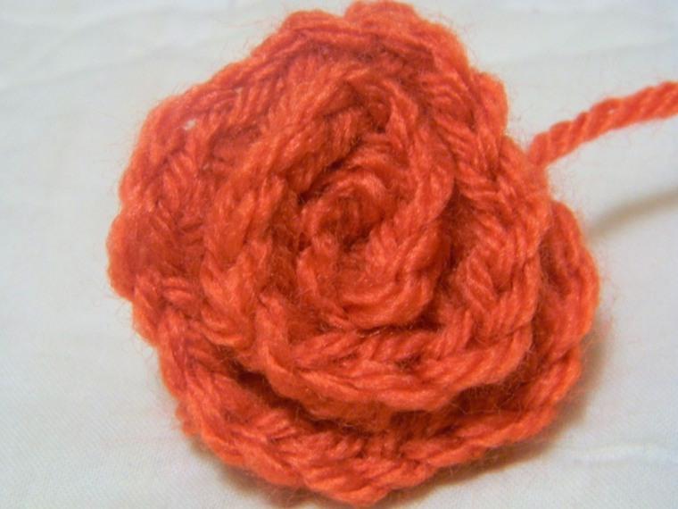 patrones para Flores de crochet