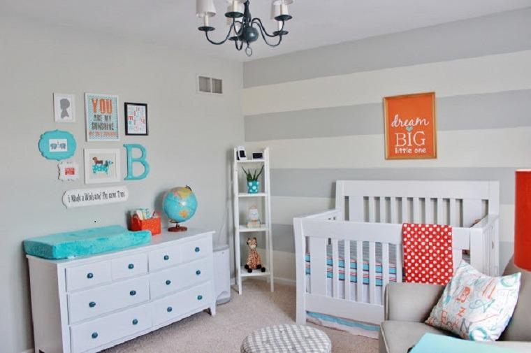 habitación infantil de bebé