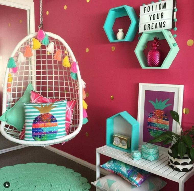 cómo decorar cuartos para niños