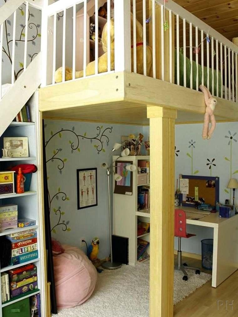 habitación infantil modular