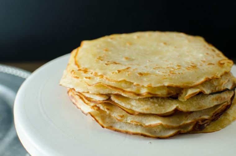 recetas para hacer tortitas caseras