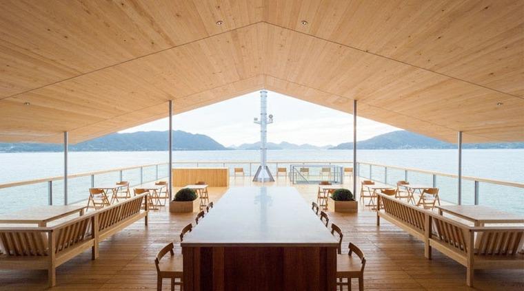 hotel con encanto barco japones