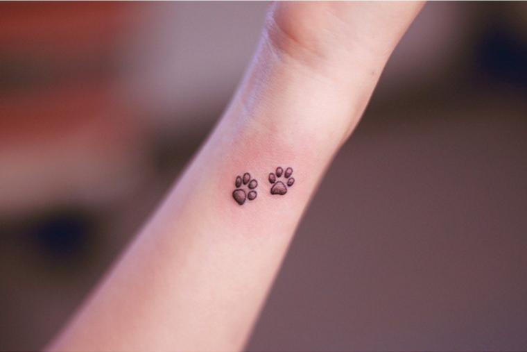 tatuajes en miniatura