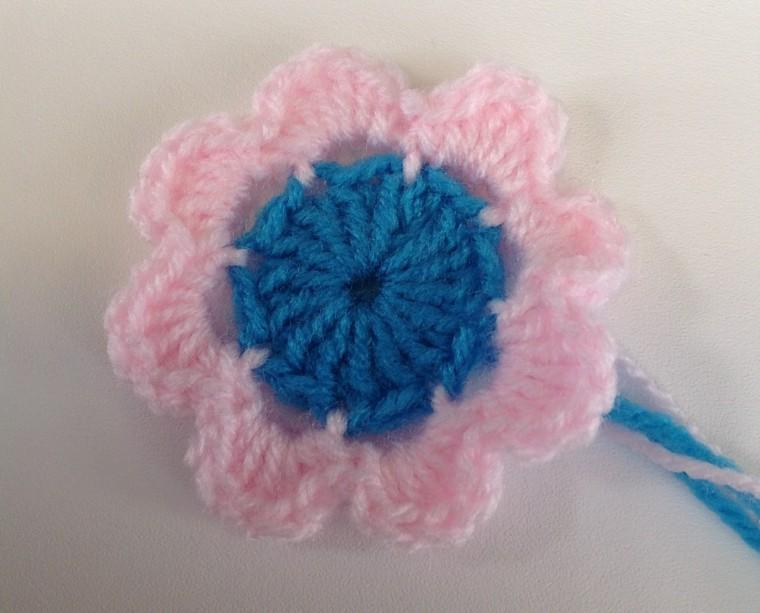estupendos diseños de Flores de ganchillo