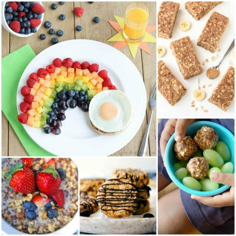 Recetas saludables y sencillas