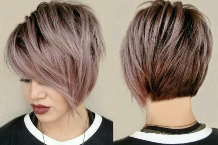 Peinados Para Pelo Corto Descubre El Que Más Te Favorece
