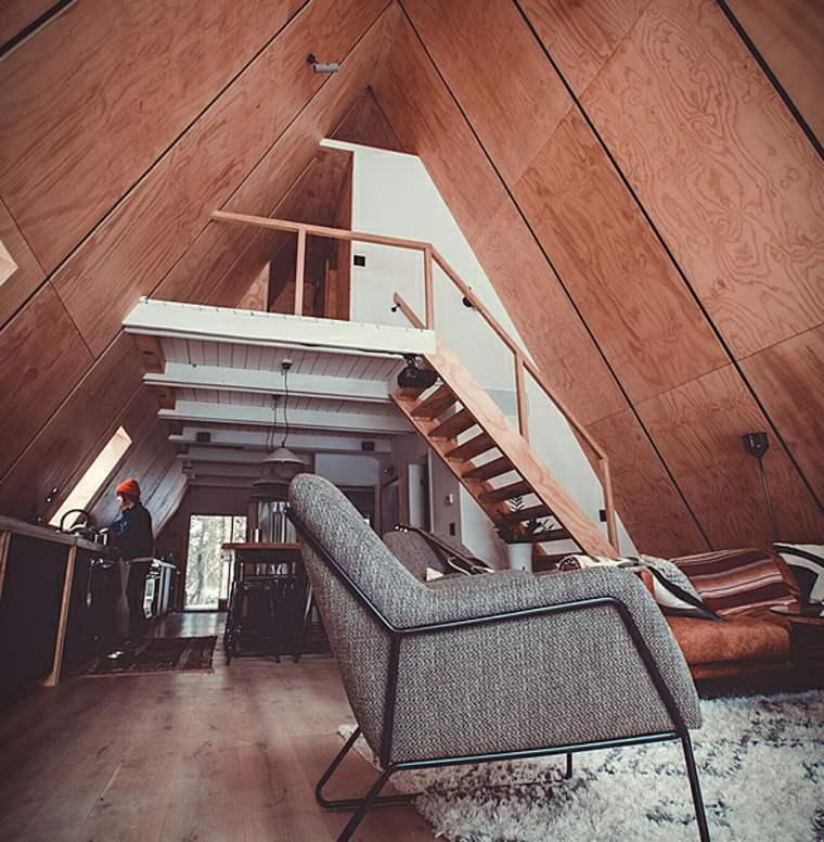 imagenes de edificios modernos-madera
