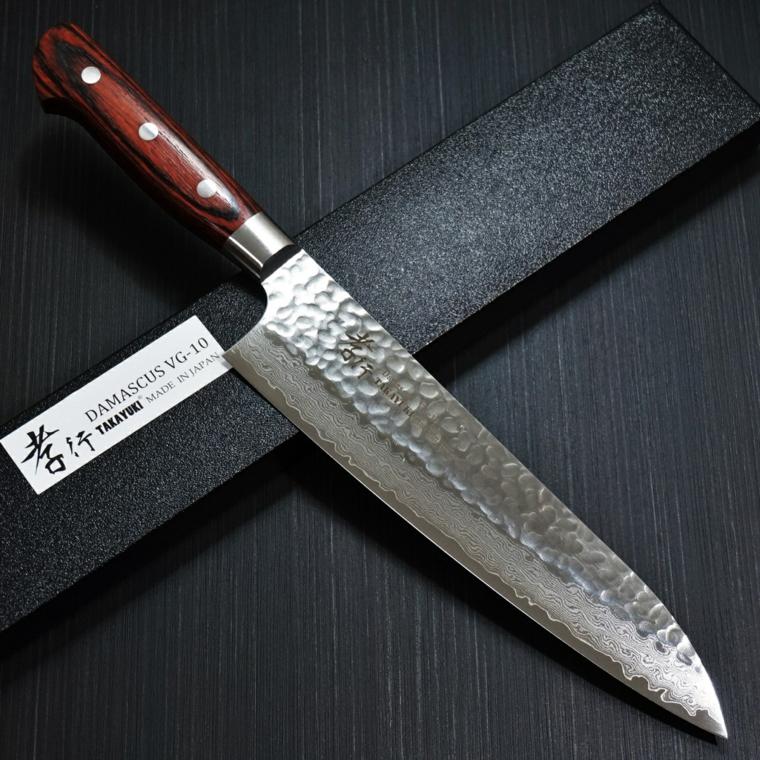 todo sobre el cuchillo japonés