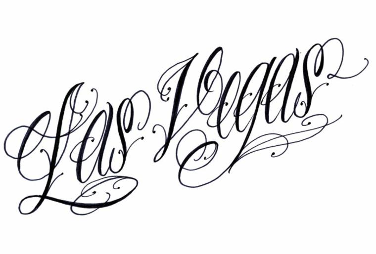 letras originales para tatuajes