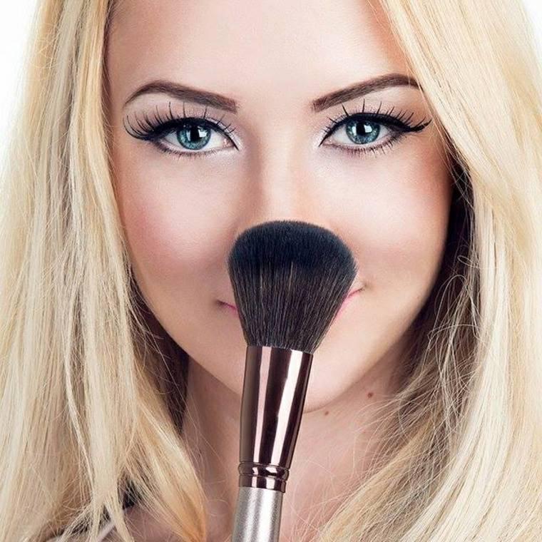 maquillaje de dia paso a paso-natural