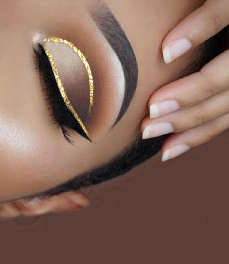 Maquillaje de fiesta saca tu lado ms atrevido con estas ideas