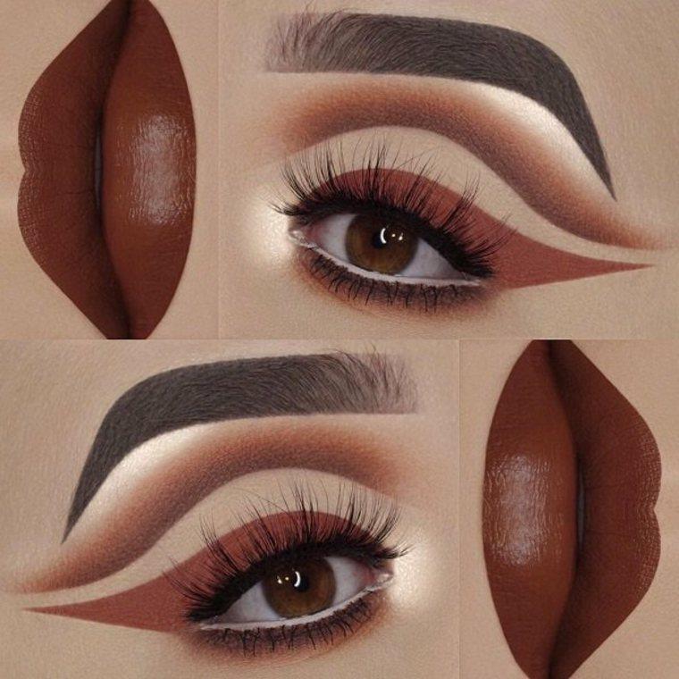 tonos para ojos y labios