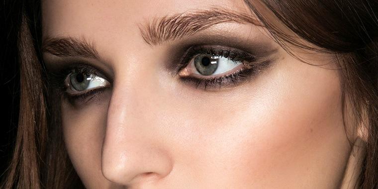 Maquillaje Ojos Ahumados Para Una Noche De Fiesta Especial