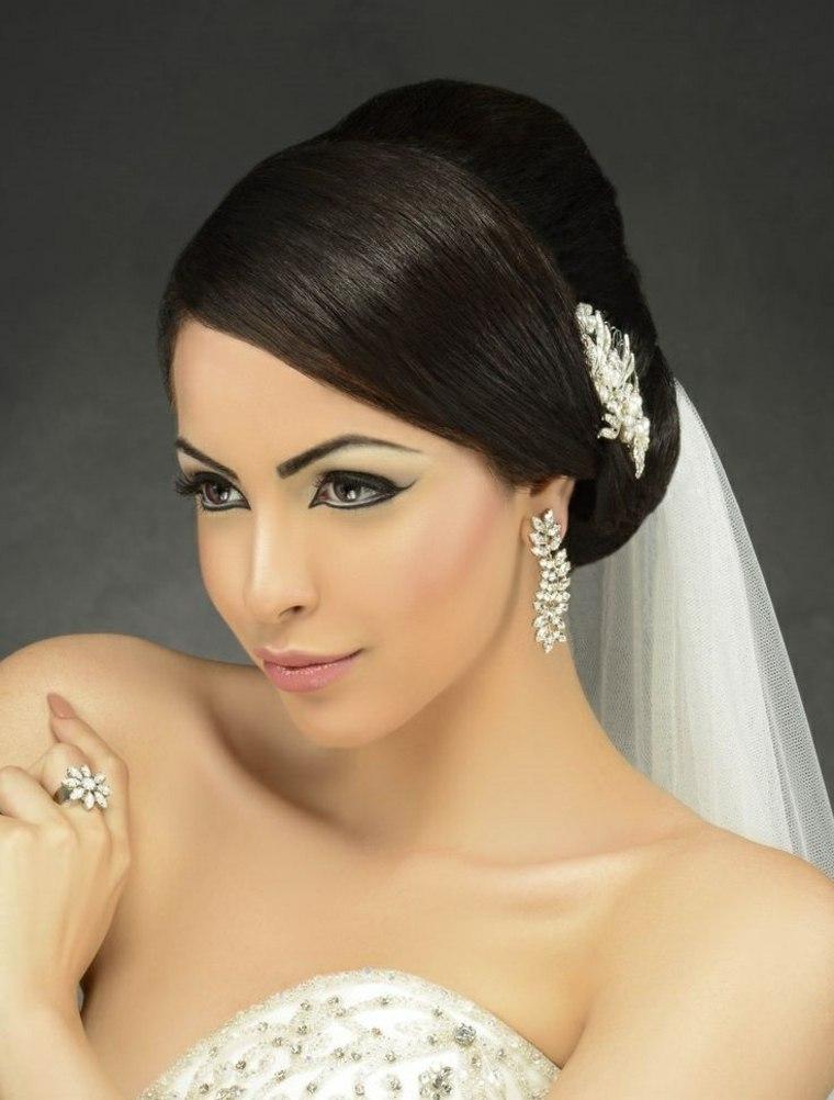 maquillaje de novia-estilo-moderno