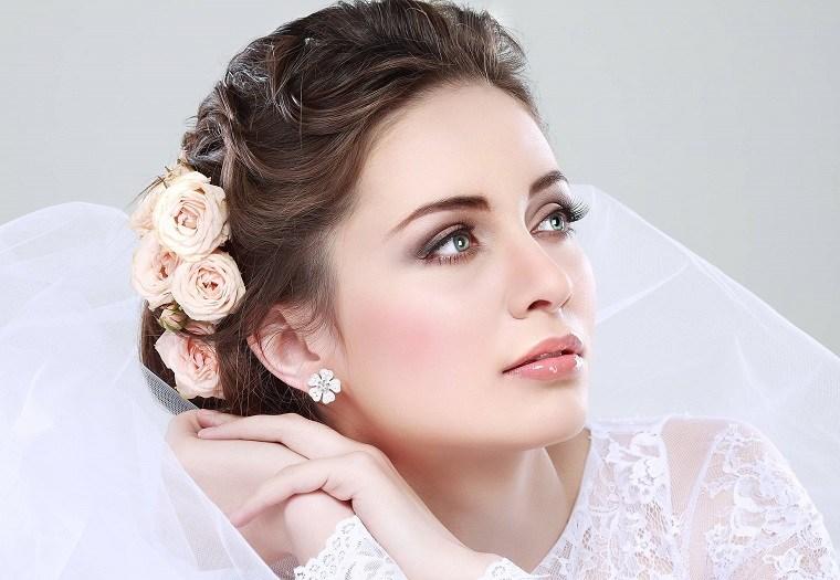 maquillaje-de-novia-estilo-simple-romantico