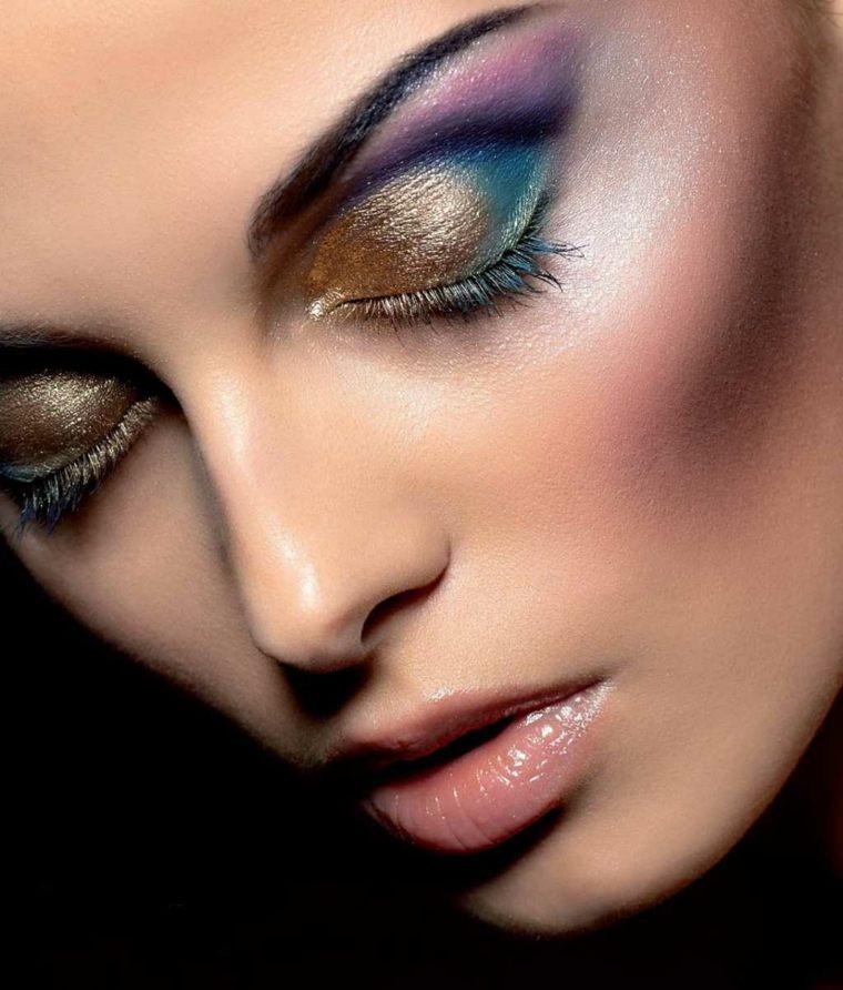 maquillaje-de-ojos-ahumados-opciones-colores-combinacion