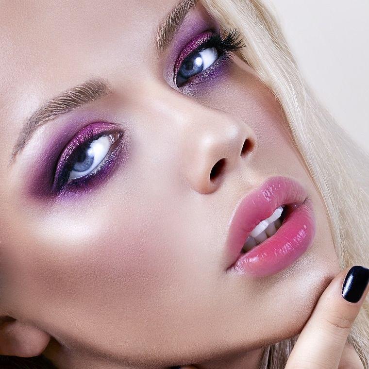 maquillaje-de-ojos-ahumados-opciones-purpura