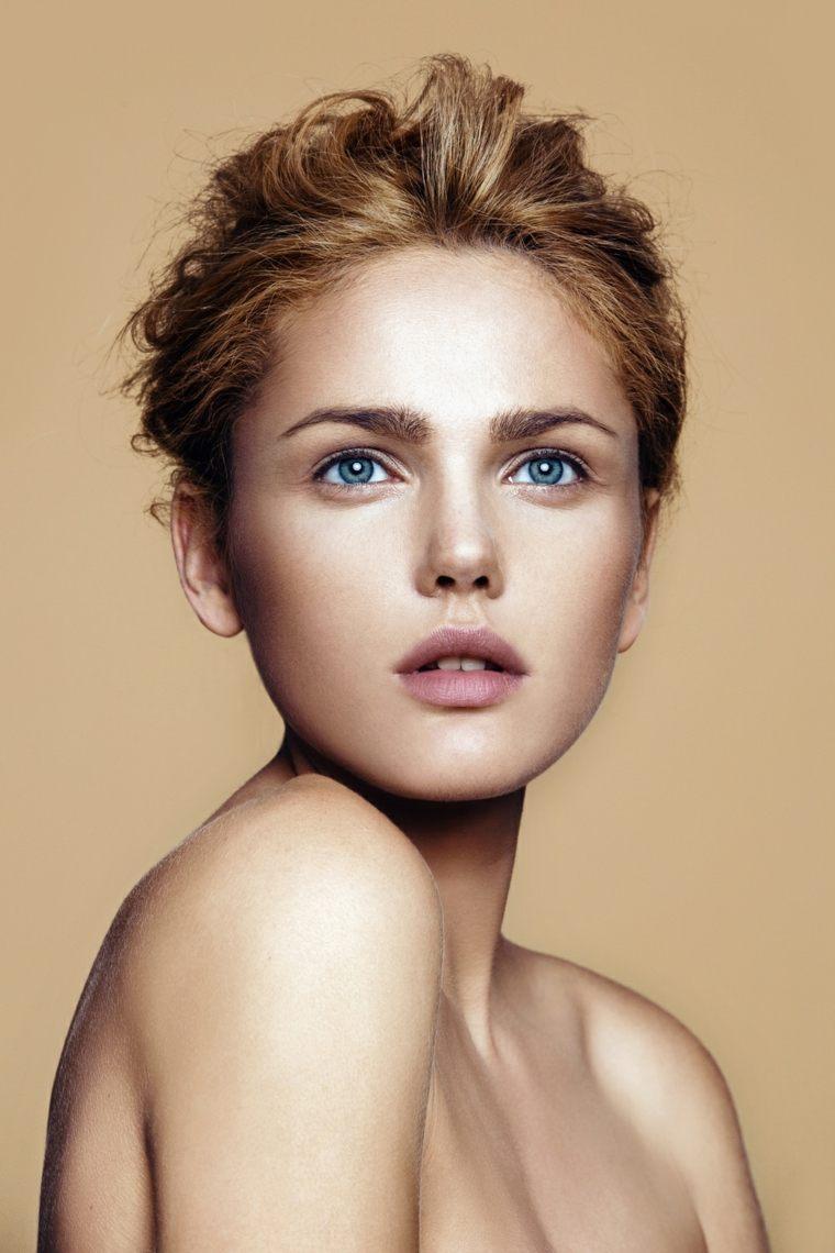maquillaje natural-chica-opciones-originales