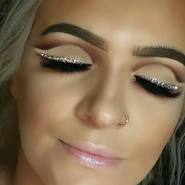 ideas de maquillaje para fiesta