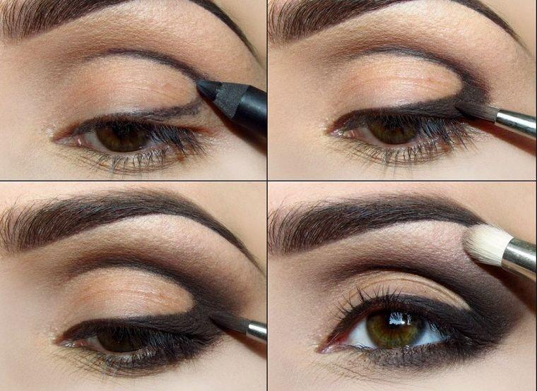 maquillaje-ojos-ahumados-opciones-originales