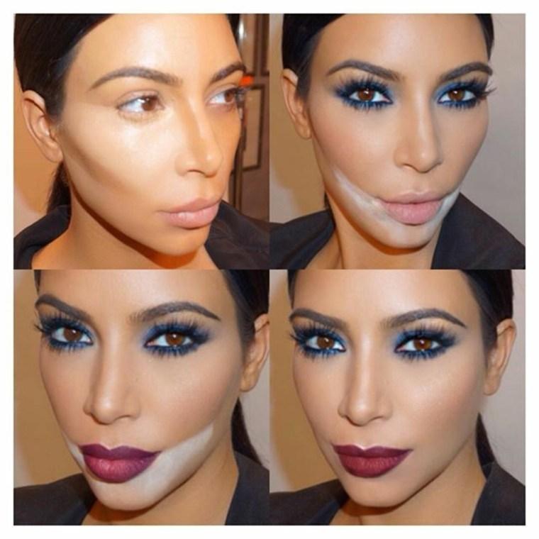 maquillaje paso a paso-tutorial-contornear
