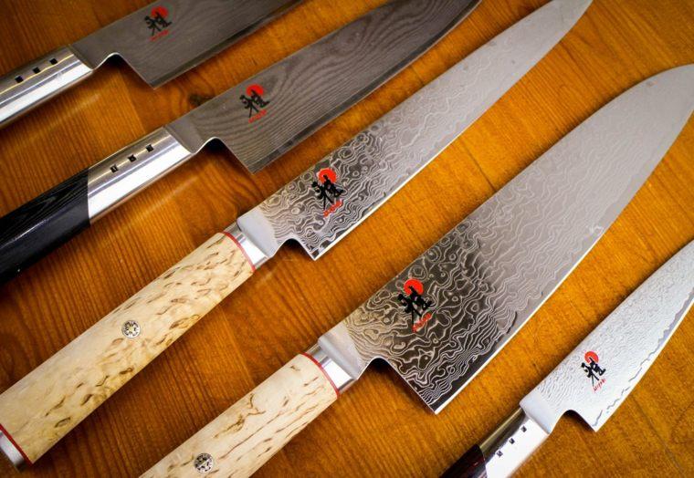 cuchillos de cocina japoneses