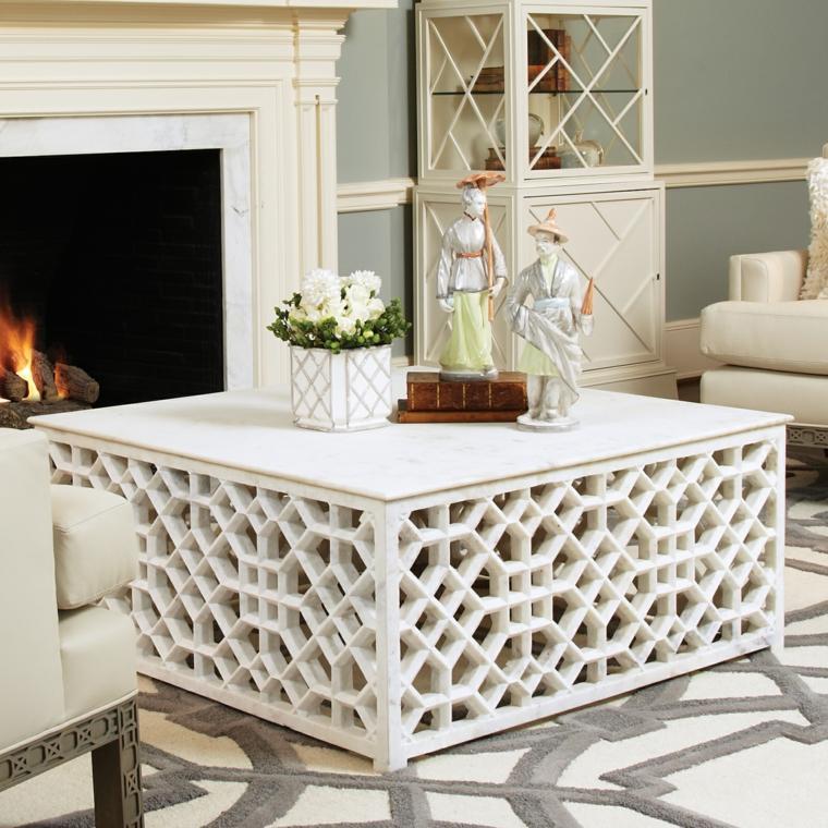 mesas-de-centro-sala-estar-color-blanco