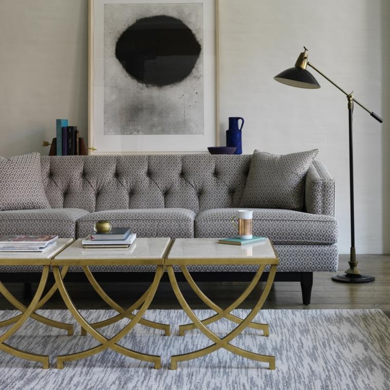mesas-de-centro-sala-estar-opciones-oro-antiquado