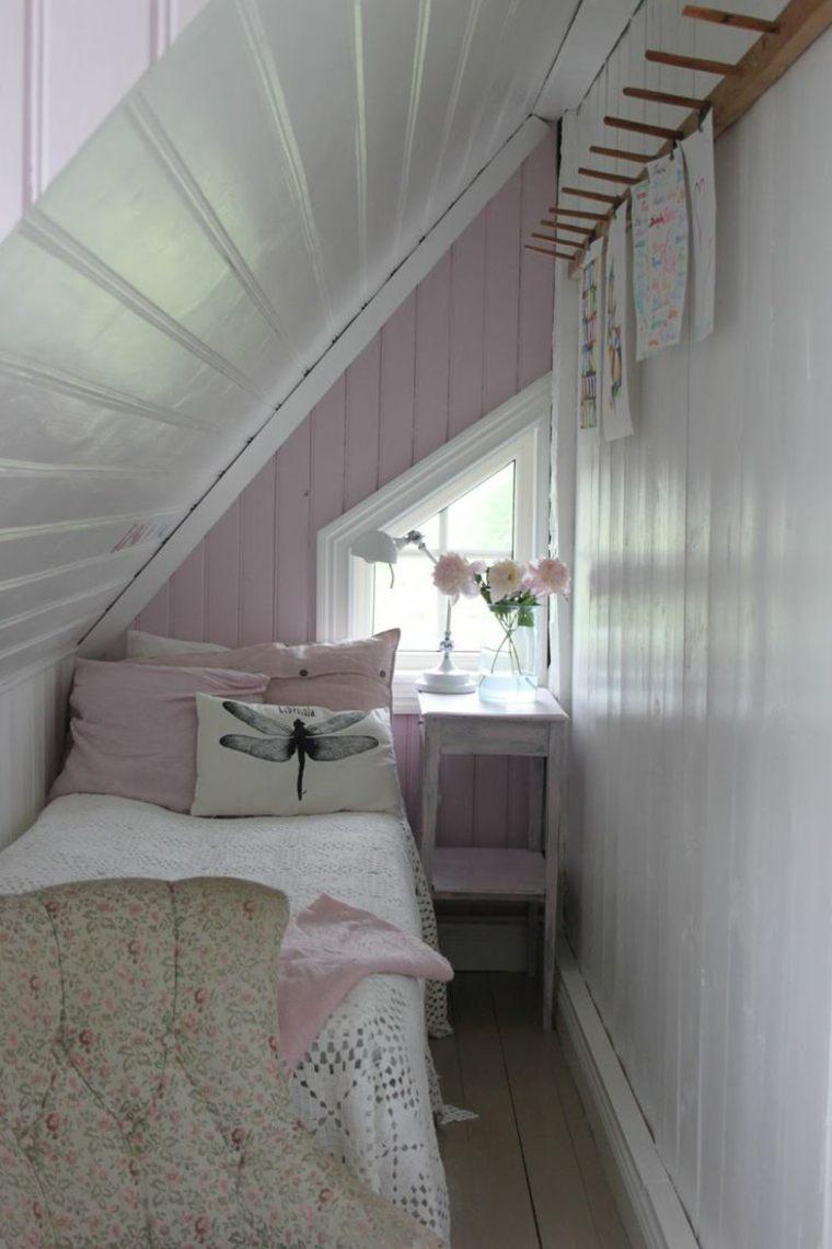 decorar un dormitorio minúsculo