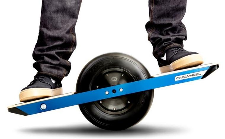 monociclo electrico-balanceando