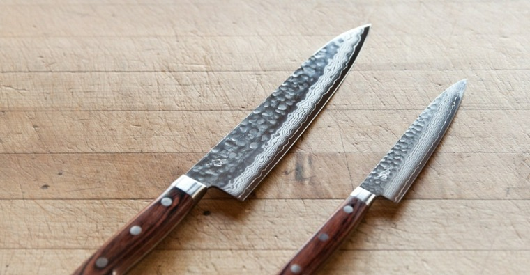 información sobre el cuchillo japonés