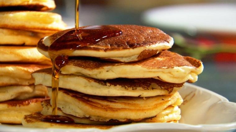 pancakes-con-miel