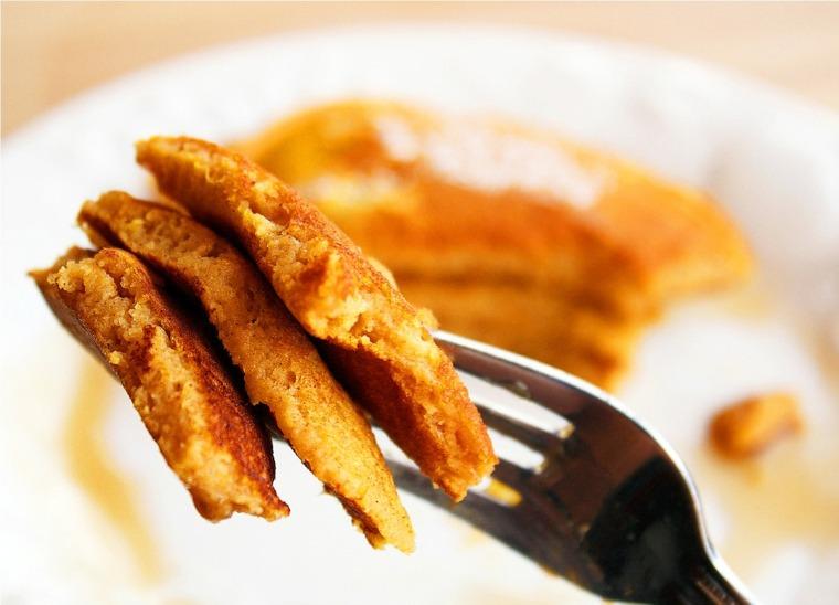 pancakes-de-calabaza