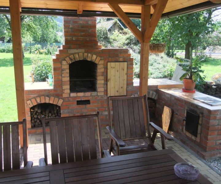 patio-techado-diseño-ladrillos