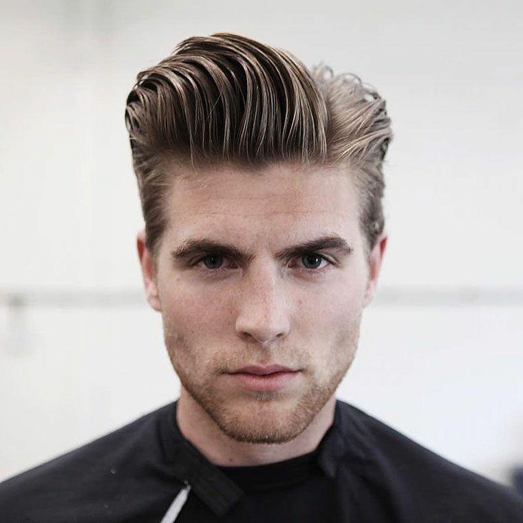 peinados para hombre-pelo-atras