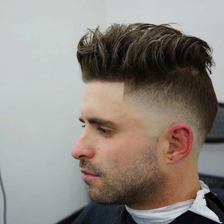peinados para hombres-pelo-largo