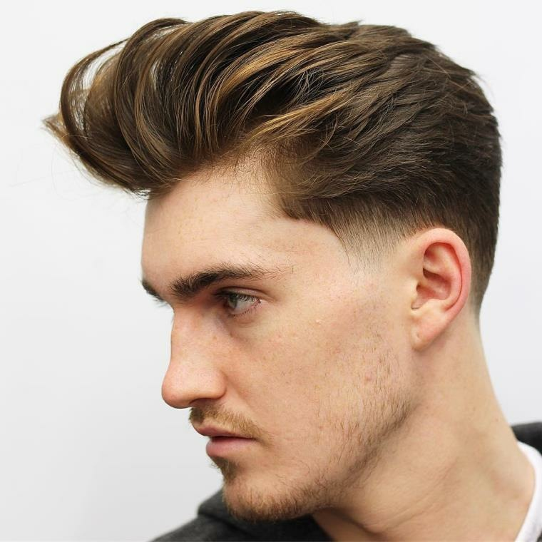 peinados para hombres-tupe