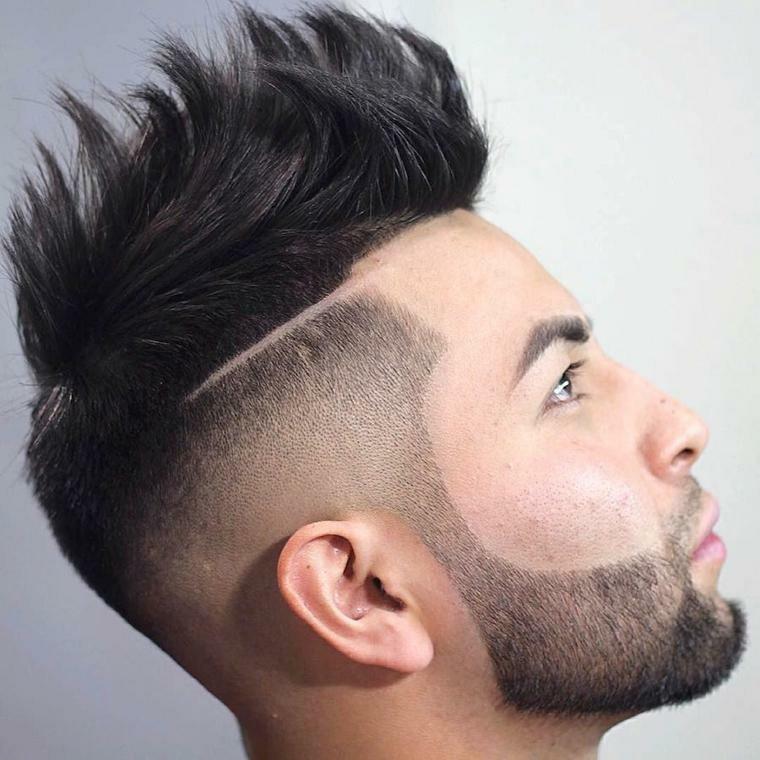 peinados para pelo corto hombre-moderno