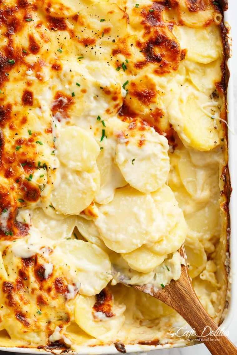 receta de pollo asado al horno con mantequilla de ajo