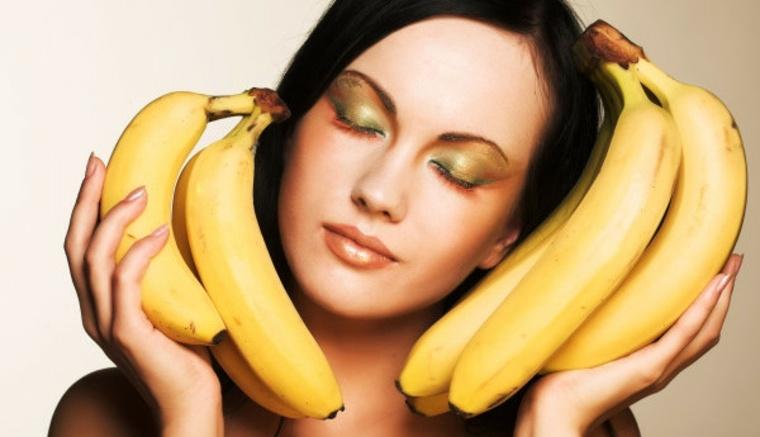 ventajas de consumir plátanos